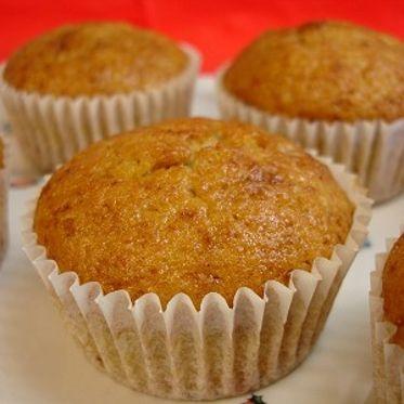 Hawaiianische Bananen-Muffins