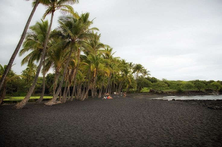Oneuli Beach - Hawaii