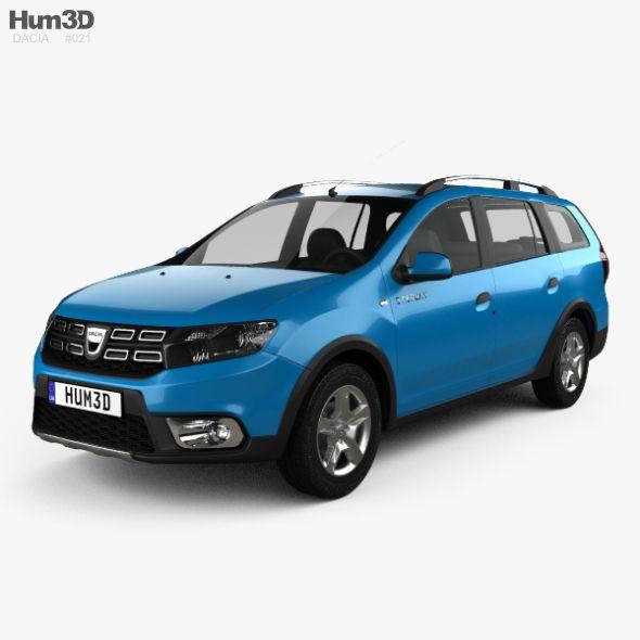 Dacia Logan MCV Stepway 2017 #AD #Logan, #Dacia, #MCV