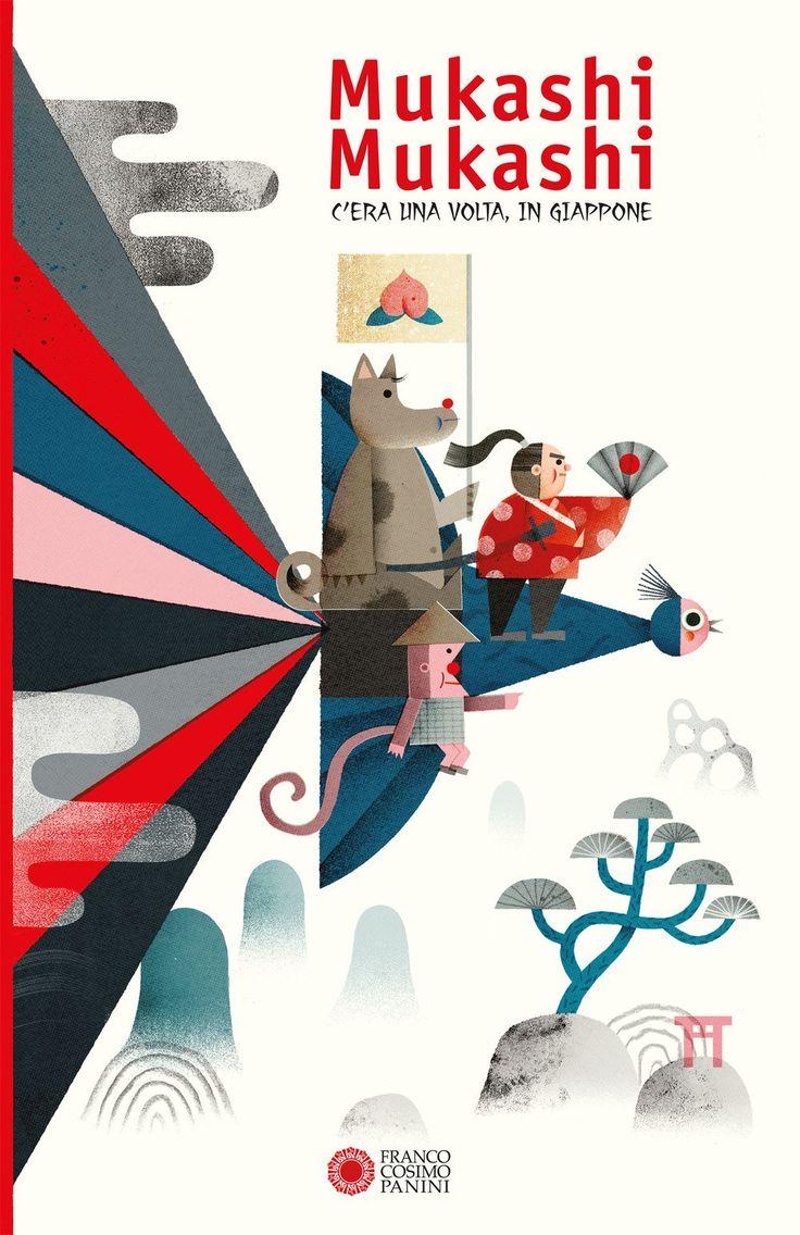 Mukashi Mukashi: un viaggio illustrato tra le storie tradizionali giapponesi - Frizzifrizzi