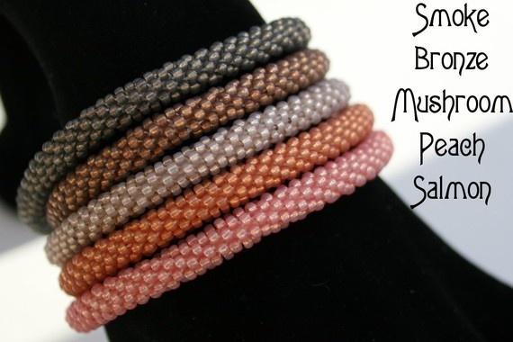 bead crochet ropes