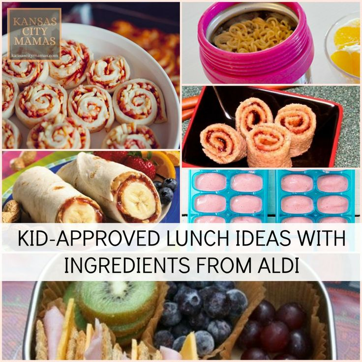 Kid-Approved Lunch Ideas With Ingredients From ALDI | KansasCItyMamas.com
