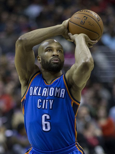 "Derek Fisher: The ""Fish"" that saves New York"