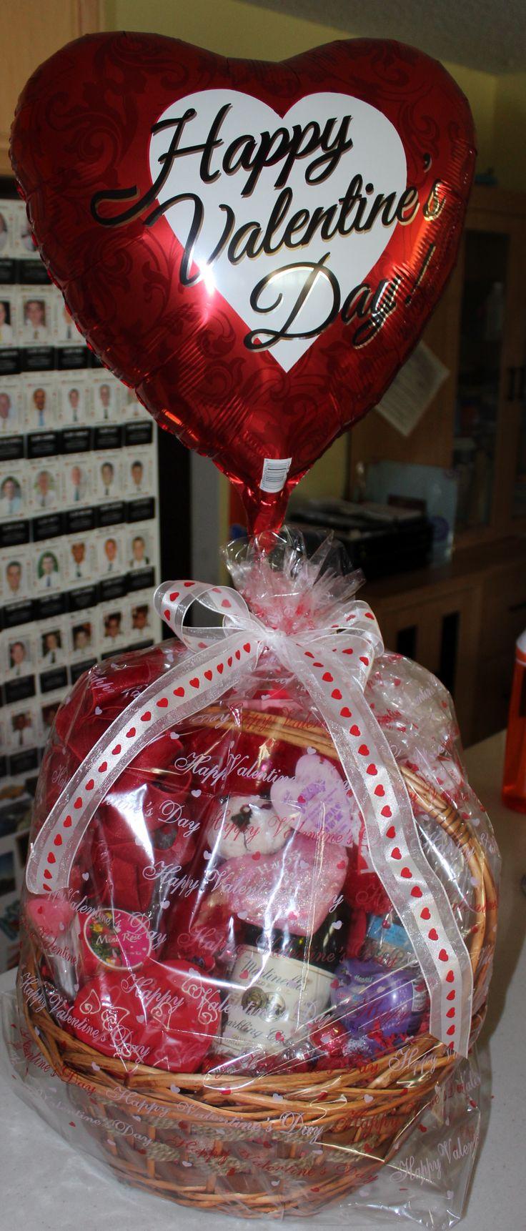 Valentine Basket