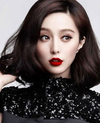 Love her makeup! Chinese actress - Fan Bing Bing