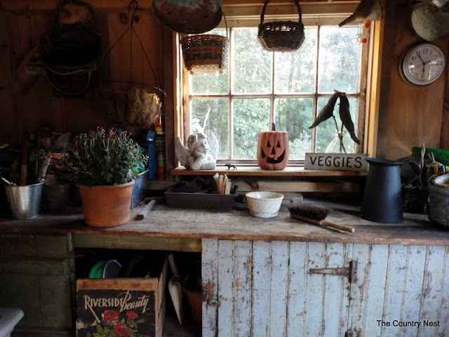Potting Shed Wish I Had One For A New House Someday