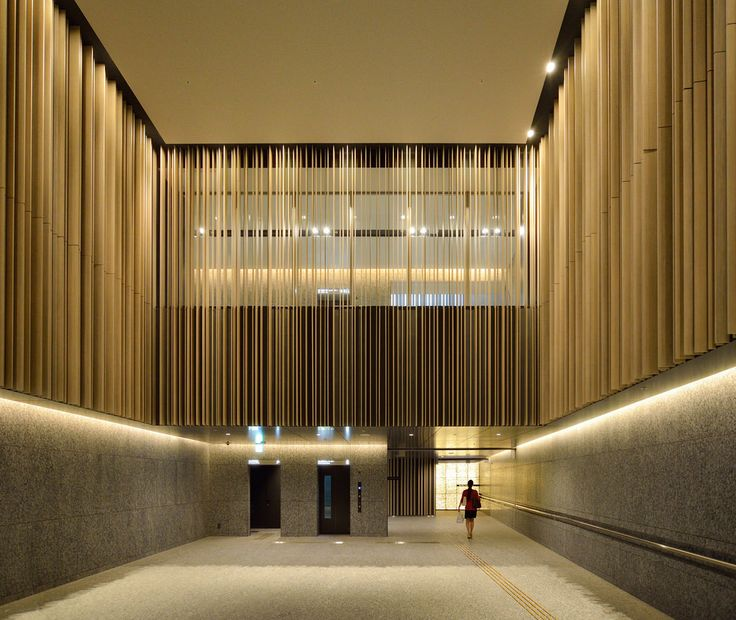 Brillia Tower Ikebukuro, Kengo Kuma & Associates