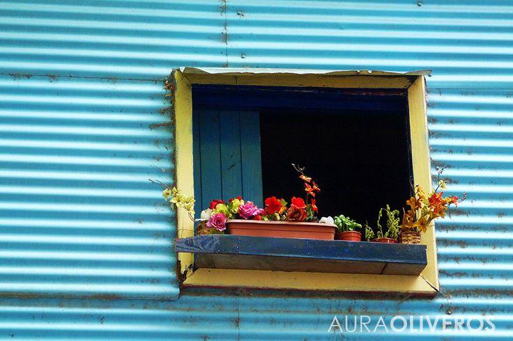 Caminitos, Bs As - Fotografía por Aura Oliveros 2013