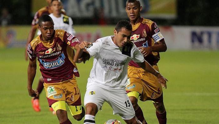 Deportes Tolima vs Alianza Petrolera en vivo -