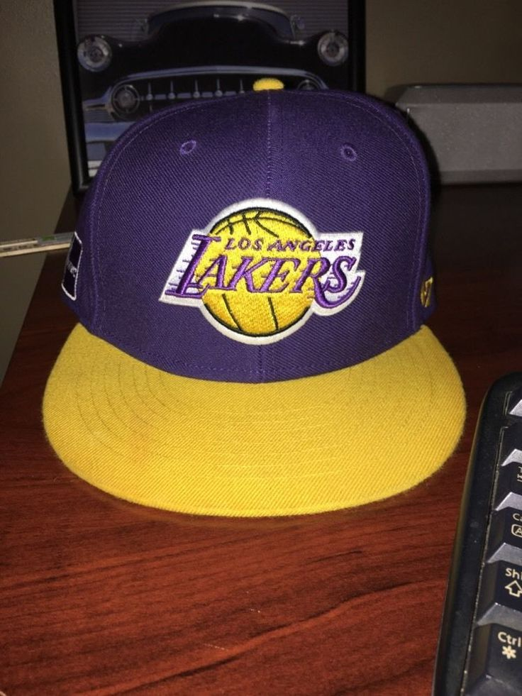 Hardwood Classics Los Angeles Lakers Hat from $15.0
