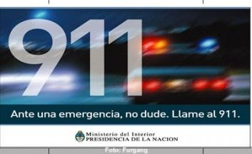 Falso correo sobre numero de emergencias 088