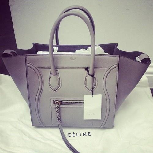 Celine Bag Gray - Perfect | Pao Fashion | Pinterest | Celine Bag ...