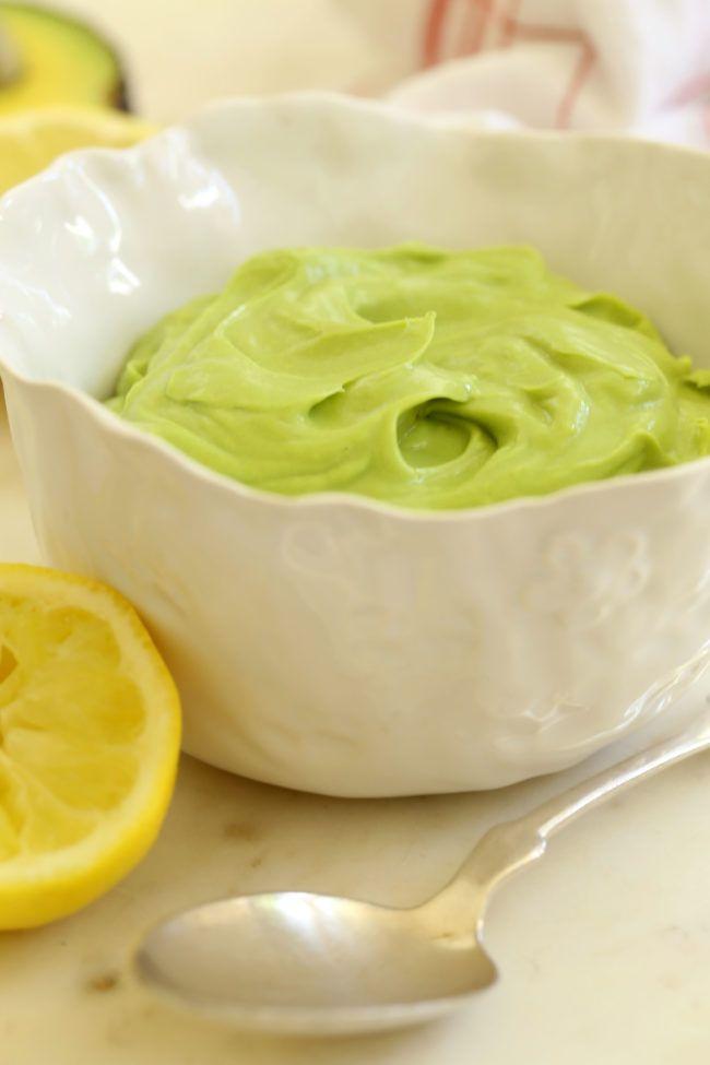 Heart Healthy Avocado Mayo Recipe Food Processor Recipes