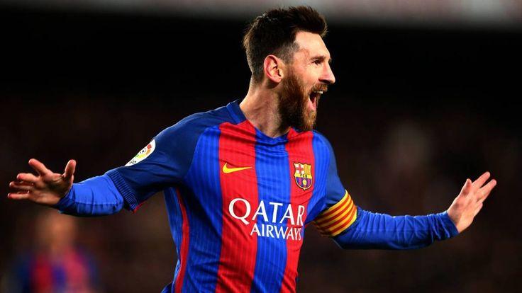 El Barcelona le hace cinco goles al Celta y se aferra al liderato   El Puntero