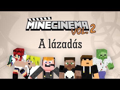 Magyar Minecraft Film : Homokvihar - YouTube