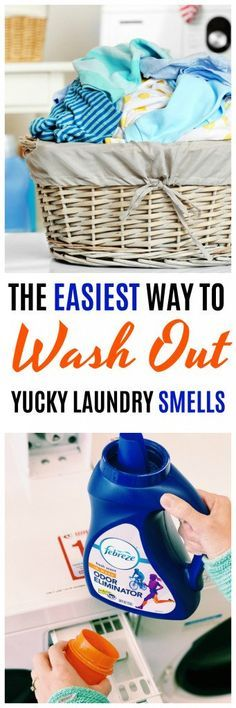 The Easiest Way to Wash Out Campfire Smoke from Your Clothes AD #stayfresh