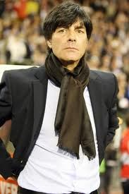 Joachim Low - manager of the German National Football team and a former football midfielder.