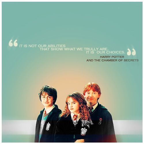Who is your favorite character in Harry Potter? Hermione, the reason Ron and  Harry survived. Duh.