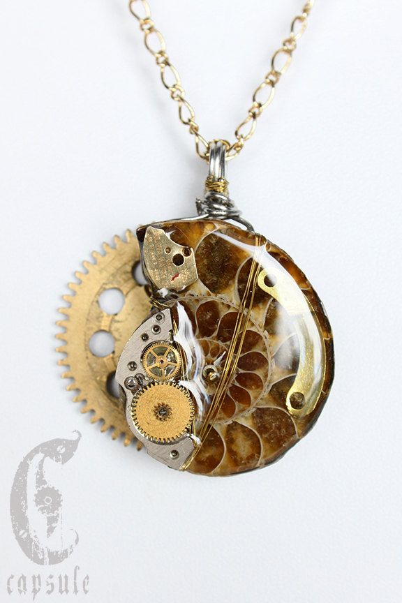 missj melting clock eye designs necklace dali products