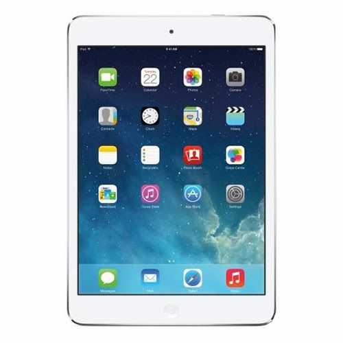 Ένα Apple ipad mini 16GB Retina white - silver από το CretaNews.gr αξίας 400 ευρώ | HappyStar.gr