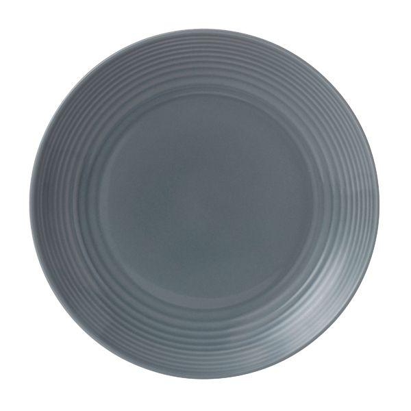 Royal Doulton Gordon Ramsay Maze (servies) Dinerbord 28cm - dark grey