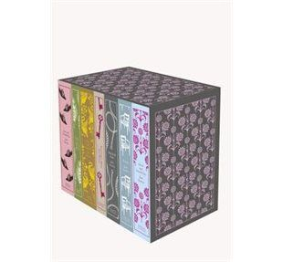 Jane Austen: The Complete Works: Classics Hardcover Boxed Set