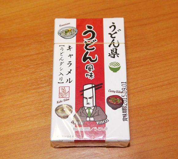 北海道にはさまざまな種類のキャラメルが販売している。スタンダードなミルクキャラメルだけでなく、ジンギスカンや塩ラーメン、スープカレーなどの味を再現したものなど …