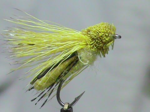 Fly Tying a Hemingway Hopper Attractor with Jim Misiura - YouTube