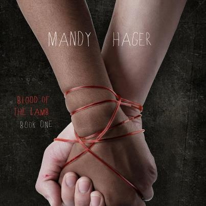 First look at the United States cover for part one of Mandy Hager's YA dystopian trilogy. I think it's gorgeous! Check out that little blood droplet!