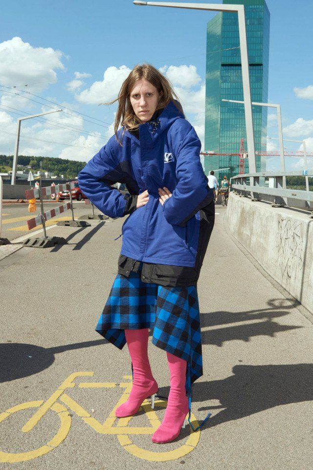 Vetements  #VogueRussia #readytowear #rtw #springsummer2018 #Vetements #VogueCollections