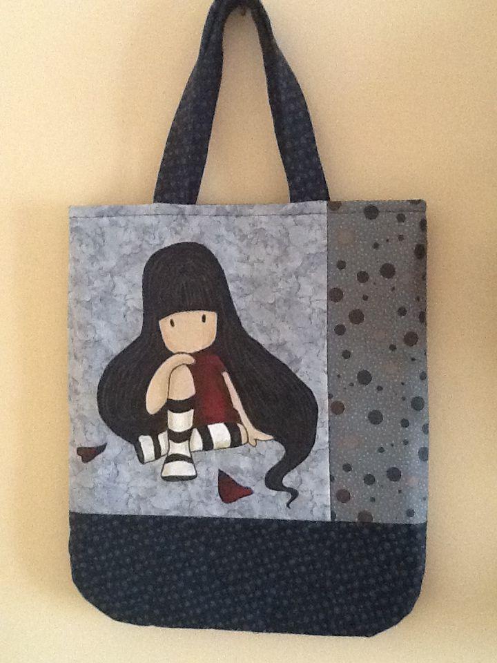 Tote Bag - Gentleness by VIDA VIDA 5EW7PGrTNK