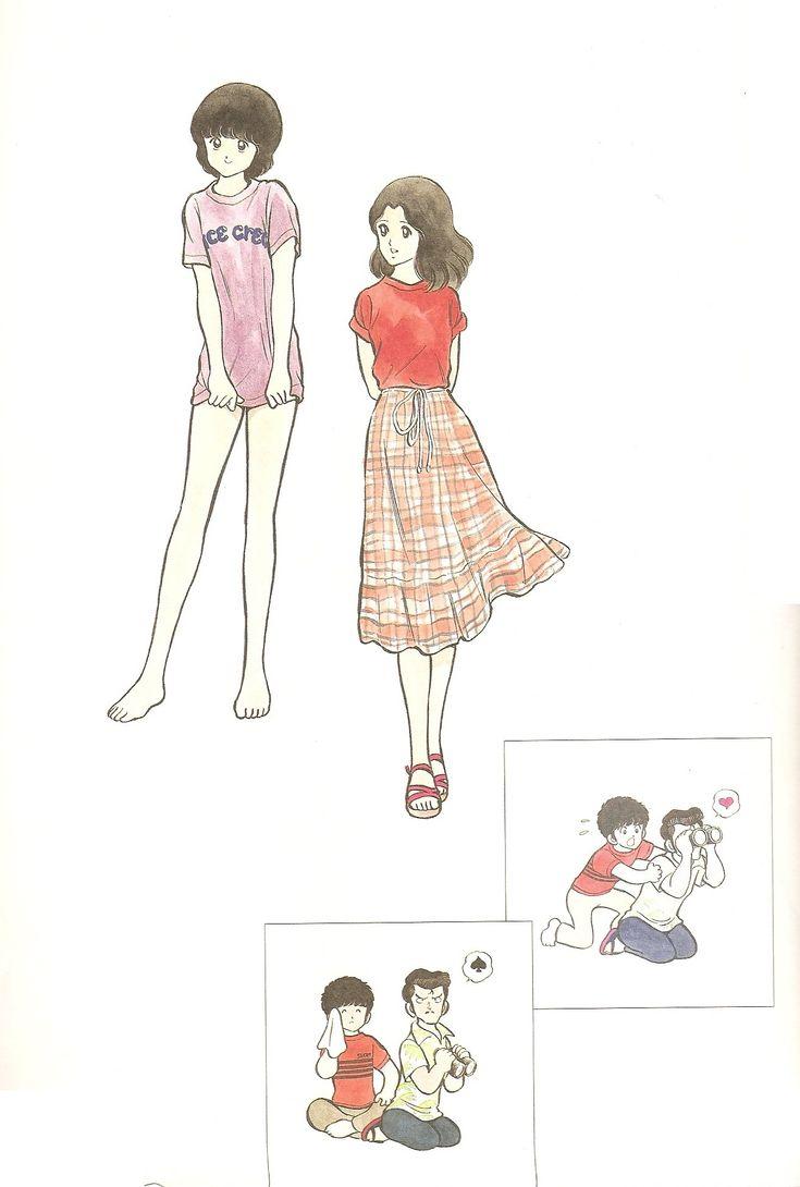 Mitsuru Adachi, Miyuki, Masato Wakamatsu, Miyuki Wakamatsu, Miyuki Kashima