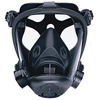 Survivair Opti-Fit Tactical Gas Mask
