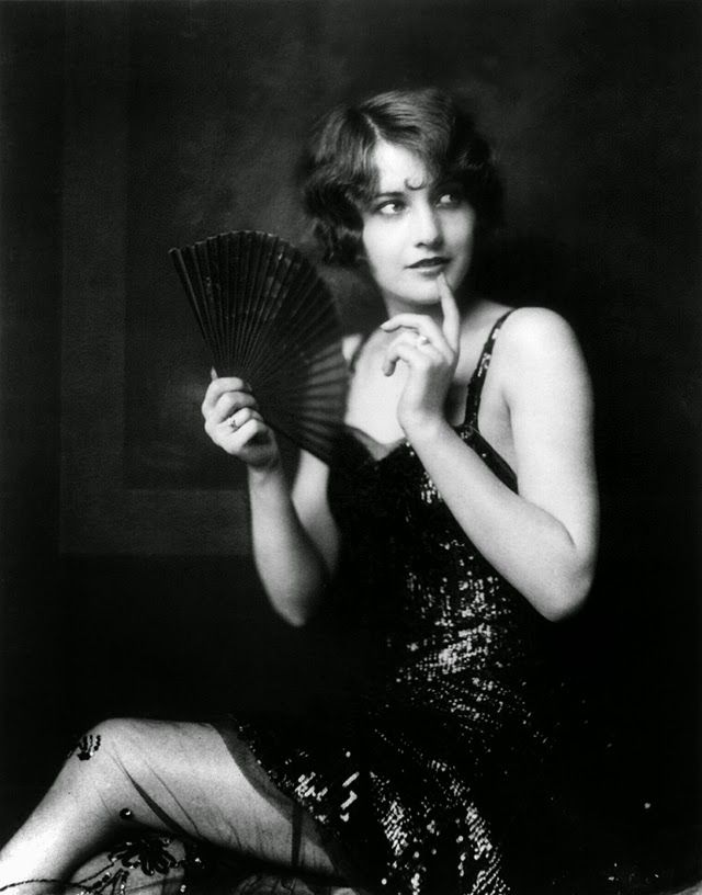 Beautiful Portraits of Ziegfeld Follies Showgirls from the 1920s by Alfred Cheney Johnston