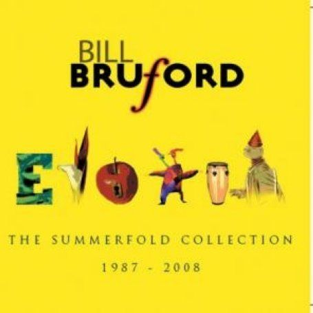 Bill Bruford - The Summerfold Collection 1987-2008, Red
