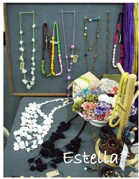 Some Accessories in Estella shop.