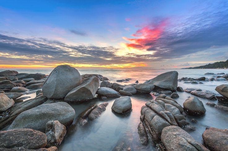 Good evening at sunset by jassada  wattanaungoon on 500px