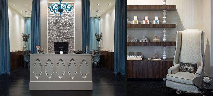 modern nail salon design - photo #13