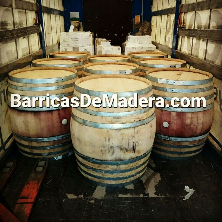 These 9x 500 liters #frenchoakbarrels 2013 are on the way today. Have a good weekend! | Estas 9 barricas de 500L están hoy en camino. ¡Buen fin de semana! #frenchoakbarrels #americanoakbarrels #usedbarrels #oakbarrels #barriques #botti #redwine #wijnvaten #vaten #vintønde #woodenbarrel #tonneau #futdechene #winebarrel #oakbarrel #tonneaux #casks #barricas  #toneles #barriles #cubas #regenton #kopen #kuipen #wijnkuip #wijnvat #vatten #weinfass #fass