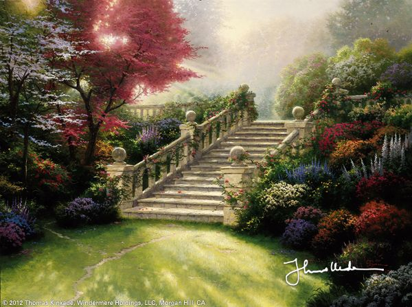 160 Best Thomas Kinkade Images On Pinterest Kinkade