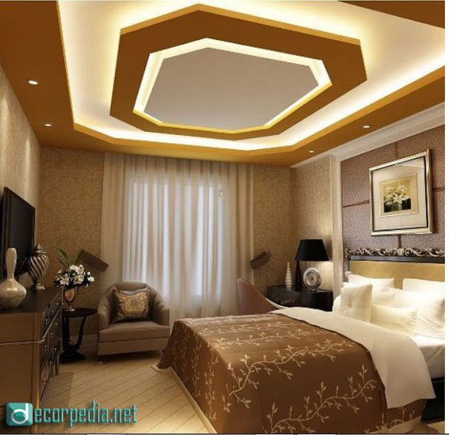 The Best False Ceiling Designs And Ideas For Bedroom 2019 With Led