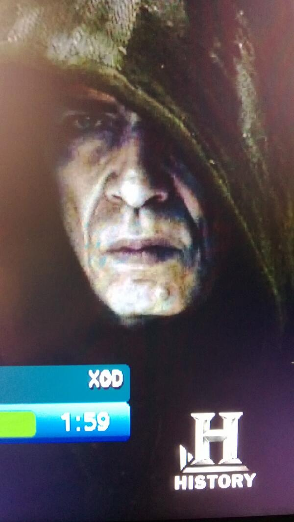 History Channel's Satan Looks A Lot Like Barack Obama... Doesn't he, though?