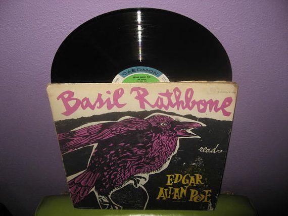 Basil Rathbone Reads Edgar Allan Poe