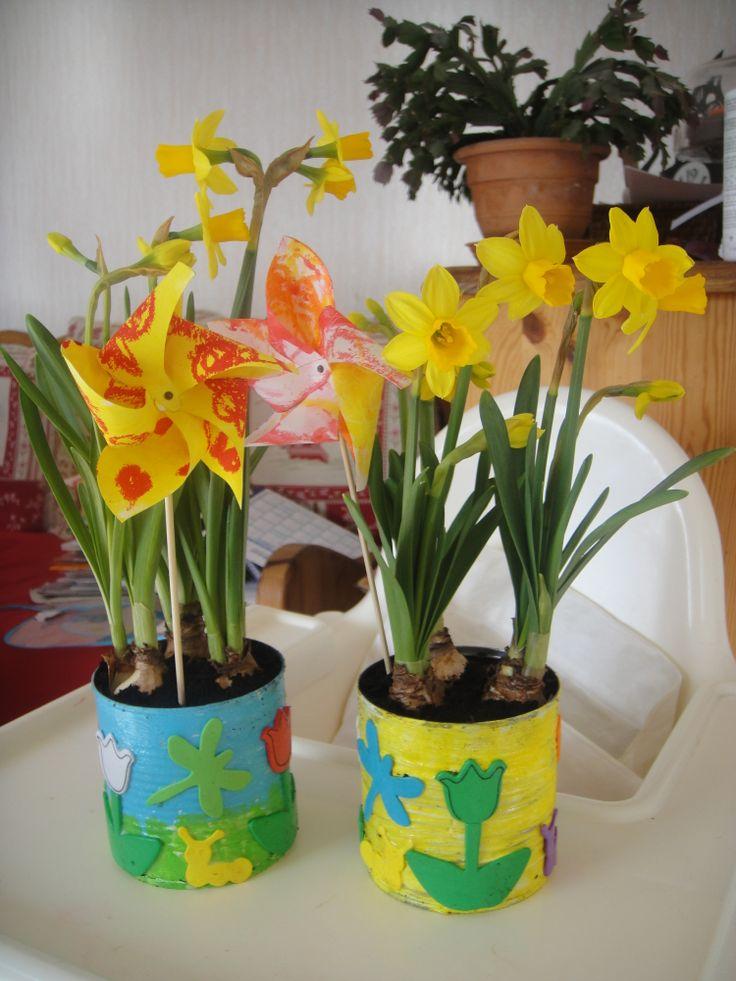 41 best images about jardinage l cole sur pinterest belle planters et r ductions pour enfants - Pot de fleur en levitation ...