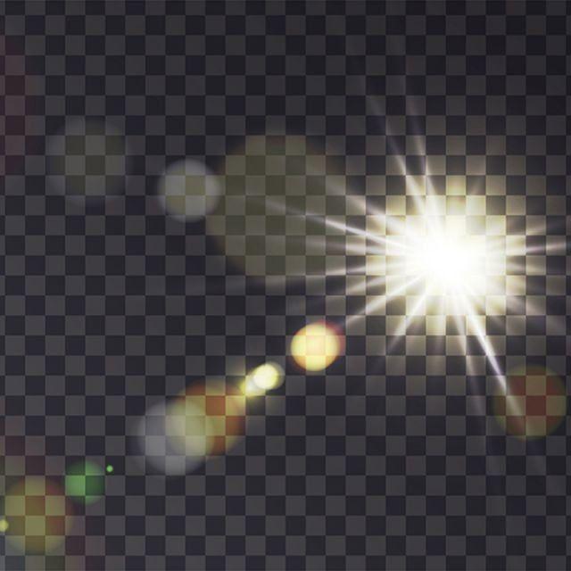 Solnce S Obektivom Raketu Vektornoe Izobrazhenie I Png Resurs Solnechnyj Svet Solnce Mrachnye Fotografii