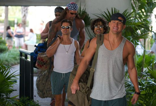 35 Reactions You Had While Watching Magic Mike XXL