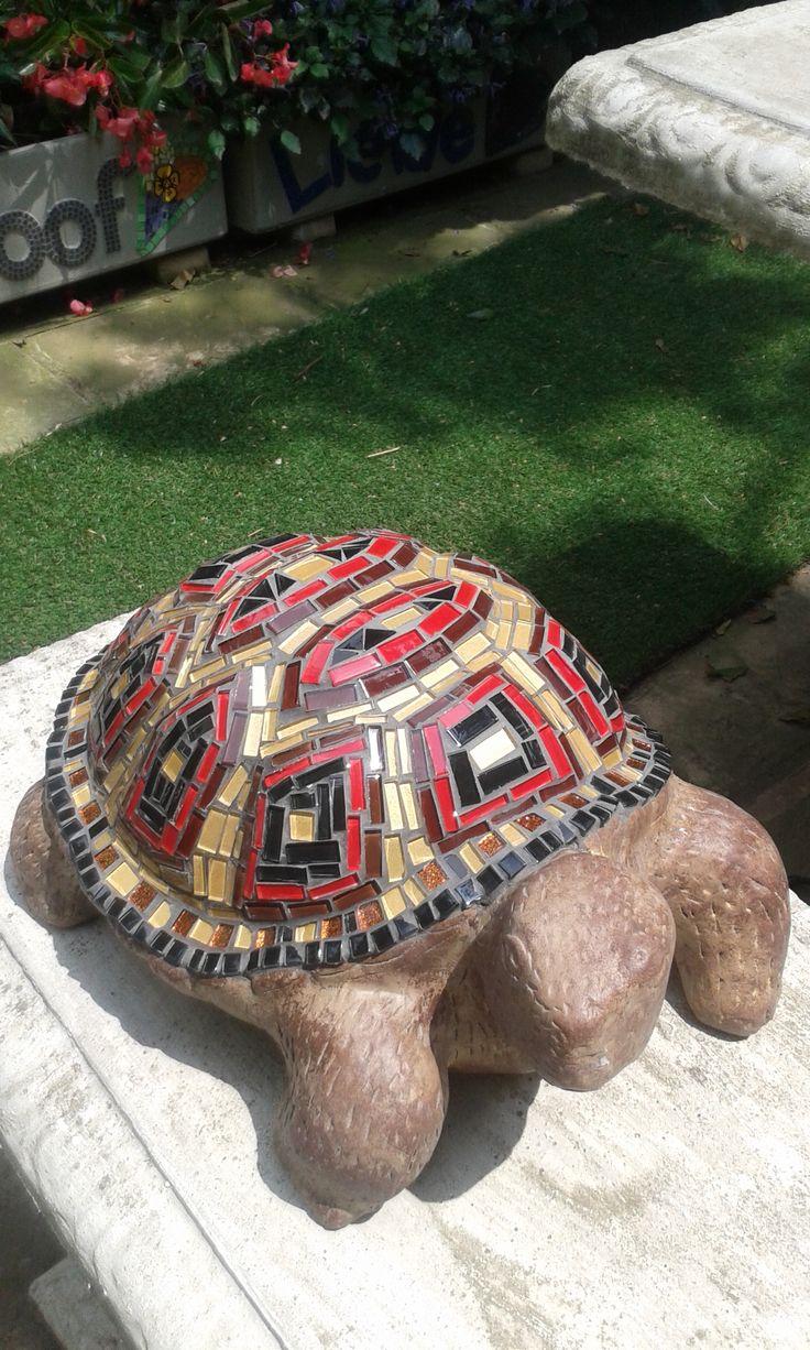 Mosaic Tortoise