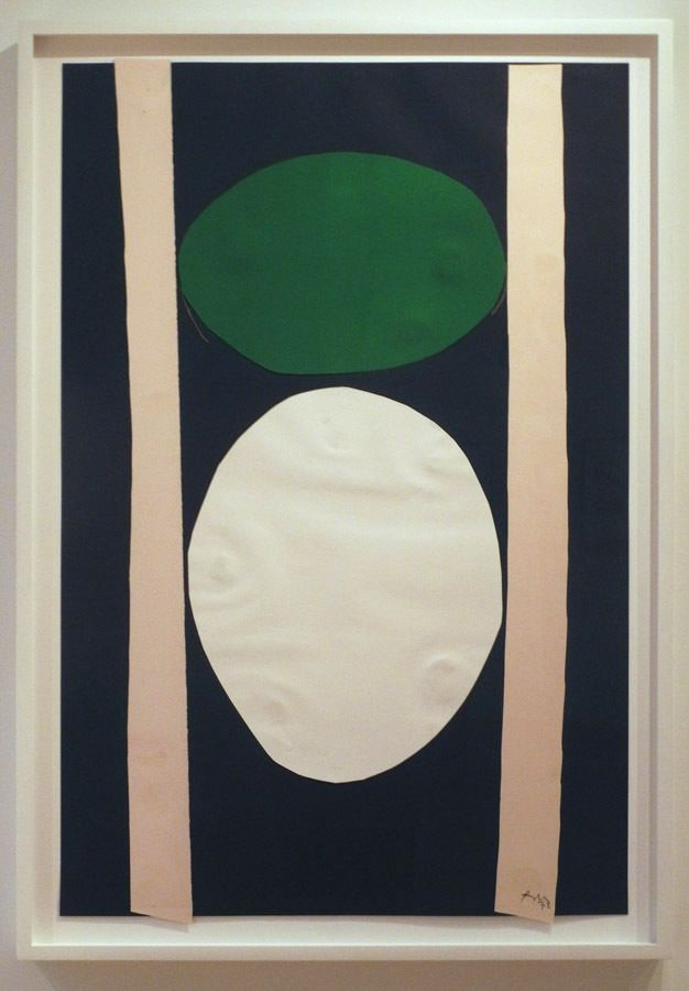 Untitled, Robert Motherwell, 1973
