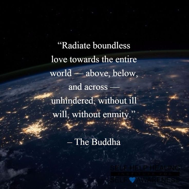 #Quotes by #Buddha - When we radiate woth infinite Love, we resoonate with the creative frequency of The Source. - http://www.selfhelphealing.co.uk
