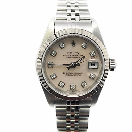 Rolex Datejust swiss-automatic womens Watch (Certified Pre-owned) 79174 -- Learn...